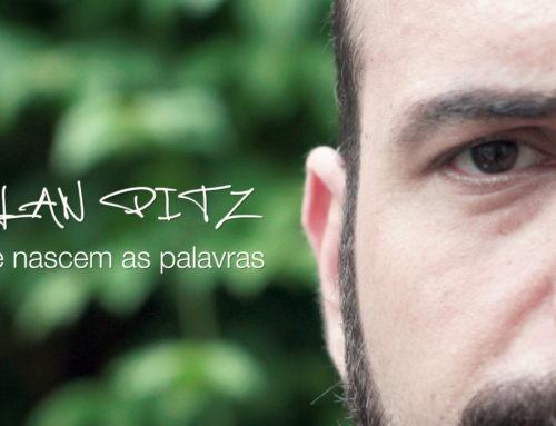 Videobiografia destaca processo criativo do escritor Allan Pitz