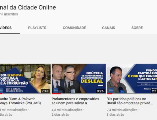 Jornal da Cidade Online estreia Web TV dirigida por Allan Pitz
